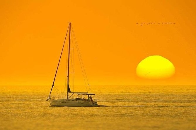 Zadar Sunset sailing experience