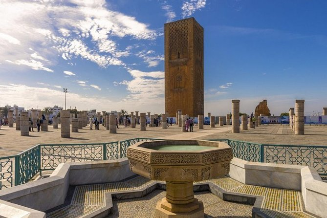 Large 16-day cultural tour from Casablanca