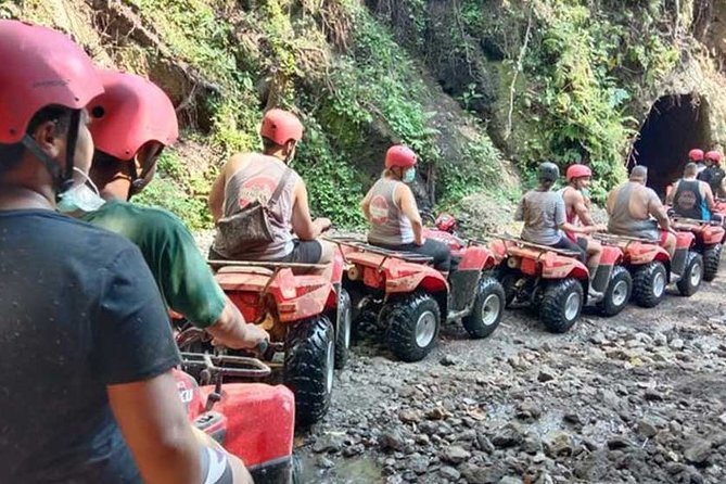 Bali ATV Quad Bike and White Water Rafting