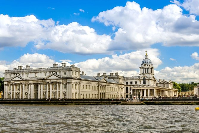 Best of Greenwich and St Paul's Cathedral Guided Tour