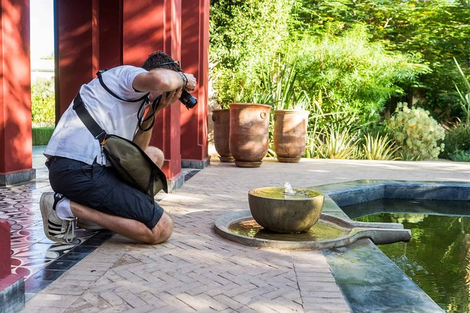 Half-Day Marrakech Private Photography Tour