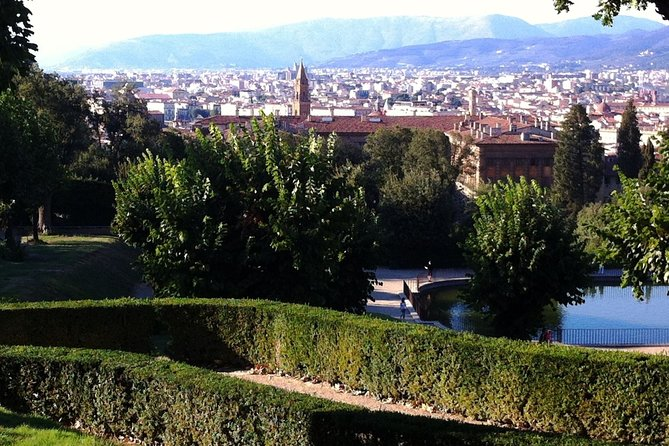 The gardens of Florence - Outdoor art and culture - Virtual Tour