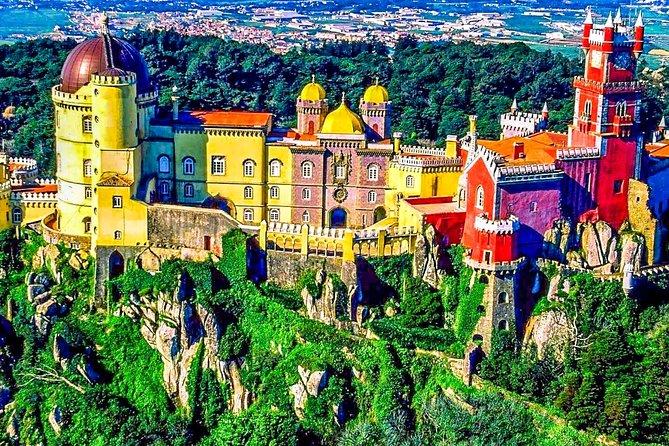 Sintra, Cascais, Estoril, Cabo da Roca: Full-Day Private Tour from Lisbon