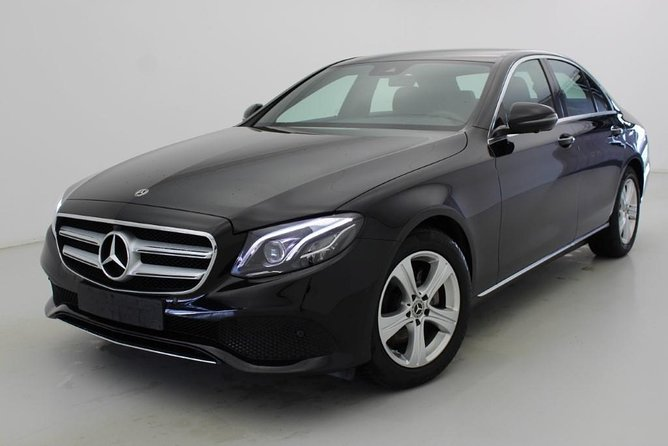 Business Car Mercedes E Class