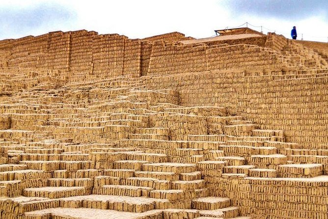 Pachacamac Ruins & City Tour in Lima with lunch
