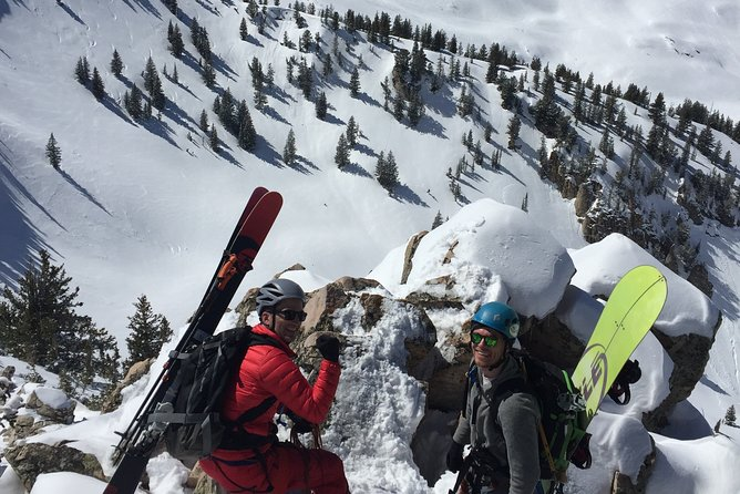 Private Backcountry Skiing Class in Wasatch