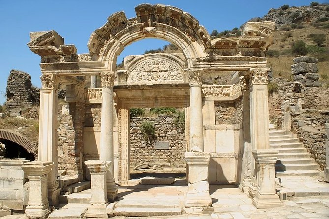 Izmir Cruise Excursion- Full Day Ephesus Tour
