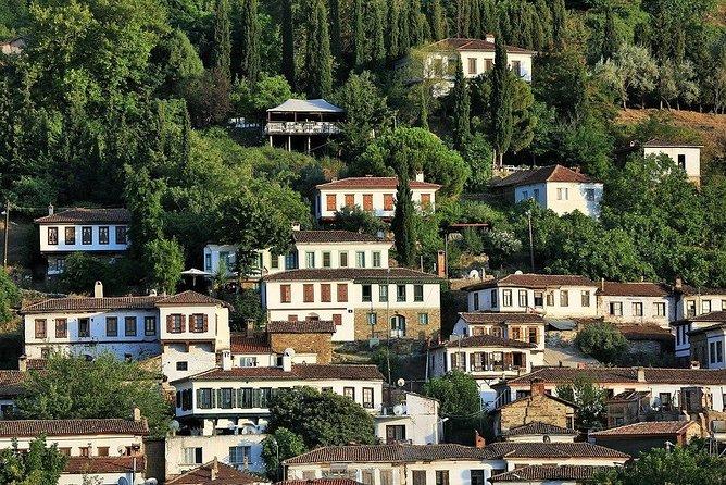 Izmir Cruise Excursion - Sirince Village Tour