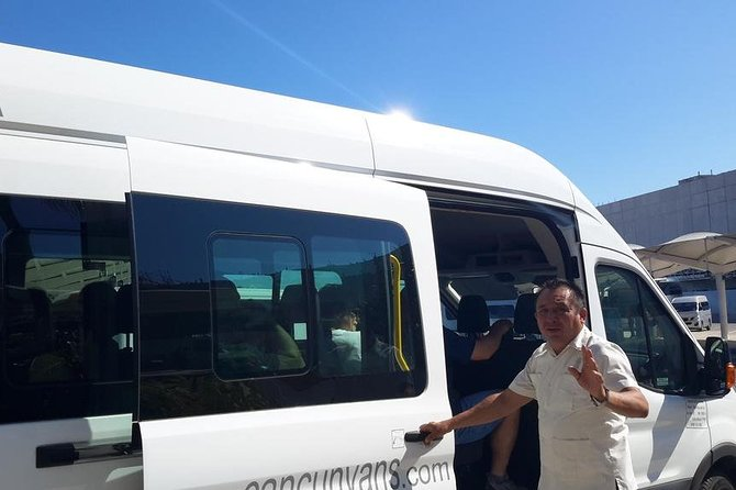 Bus Up to 11 Passengers. Private Airport Transfer to or from Cancun Hotel Zone.