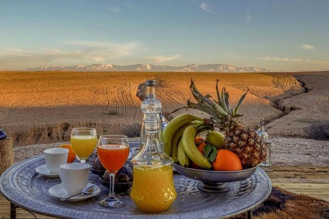 Magical Breakfast Quad Bike And Camel Ride Experience In Agafay Desert