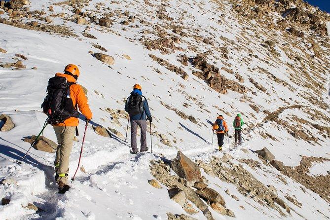 Mountain Climbing Tour of Nevado de Toluca
