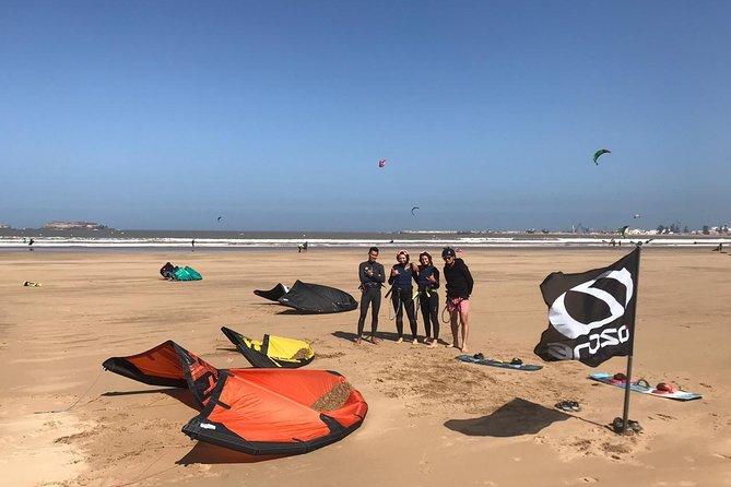 Kitesurf lessons for beginners