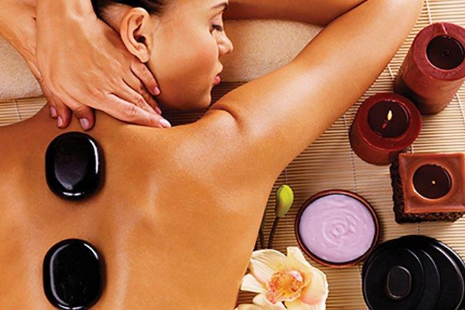 Lomi Lomi + Hot Stone Massage Combination