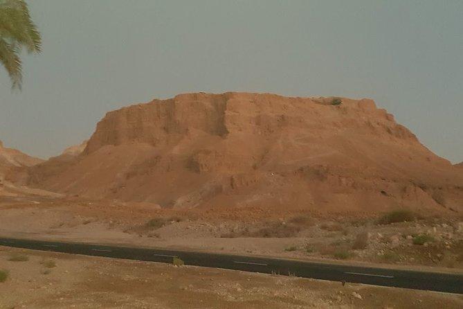 Sunrise from Mount Masada & the Dead Sea Tour
