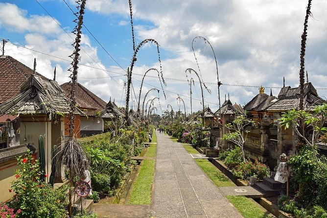 Visiting Traditional Balinese Countryside Village Penglipuran and Surrounding