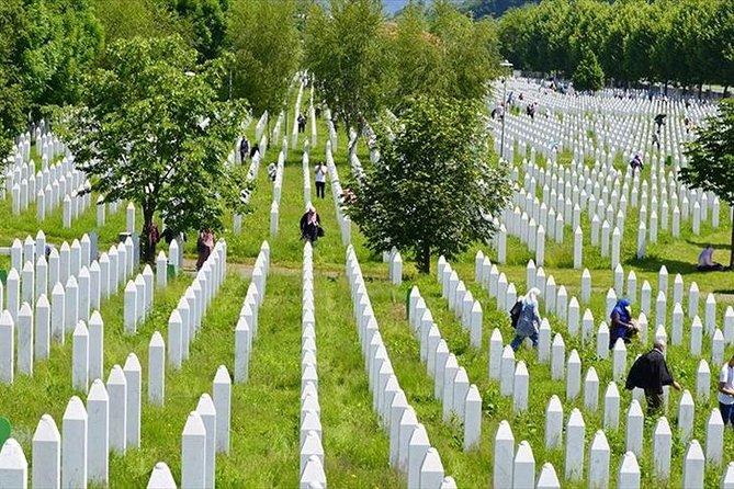 Srebrenica daily tour from Sarajevo