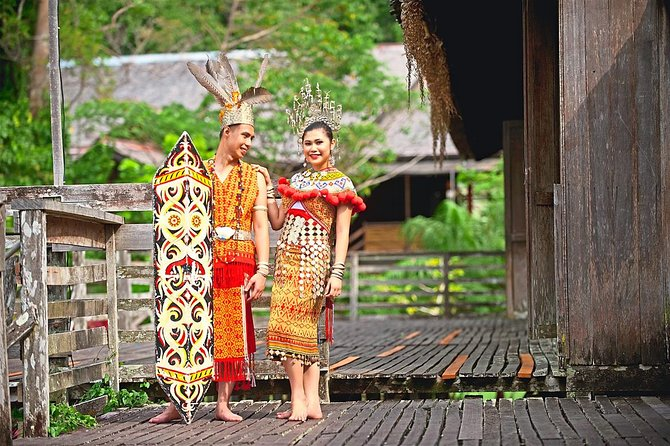 Sarawak Cultural Village Admission Ticket with Return Transfer