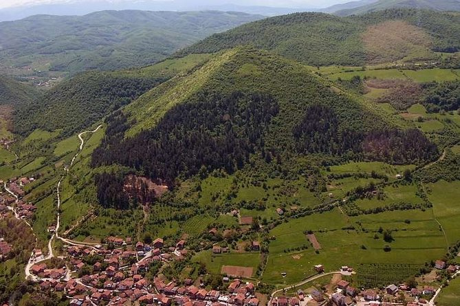 Mysterious daily tour to Bosnian Pyramid of Sun from Sarajevo
