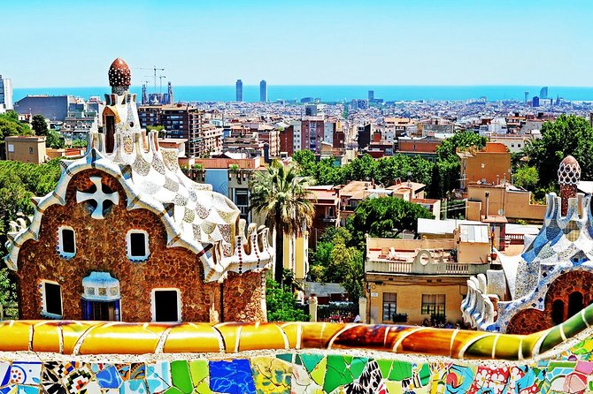 Barcelona Port Shore Excursion: Best of Barcelona and Parc Guell Skip-The-Line
