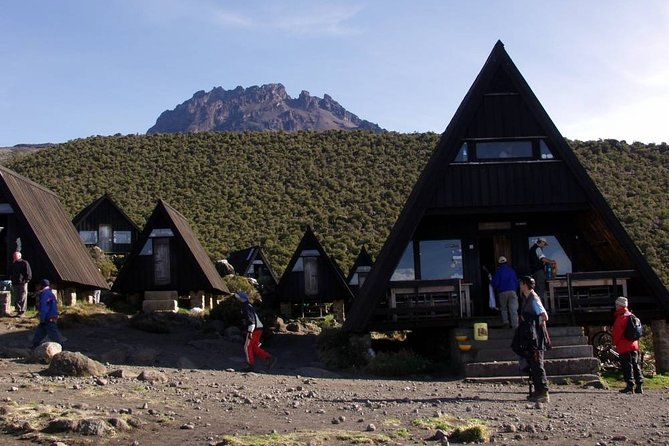 Mount Kilimanjaro Trekking for East African Citizens (5 Days Marangu Route)
