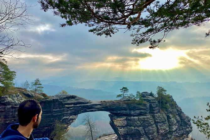Bohemian and Saxon Switzerland National Park Day Trip from Prague