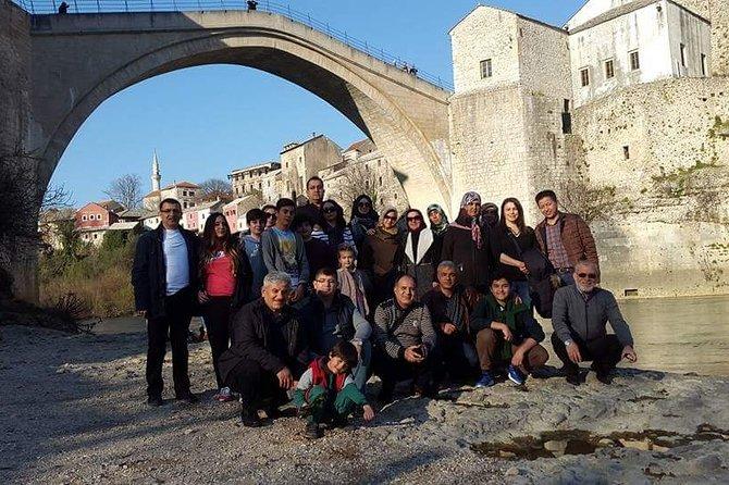 Mostar - -Kravice - Pocitelj - Blagaj daily tour from Sarajevo