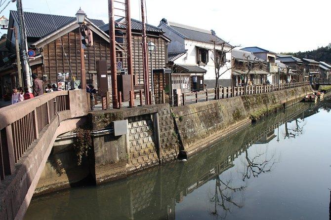 Trip near Narita Airport ; Riverside SAWARA & Sake Brewery