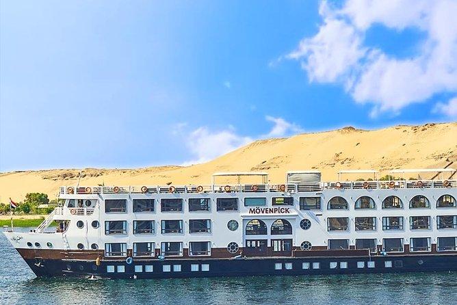 Mövenpick MS Sunray Xmas and New Year Nile Cruise