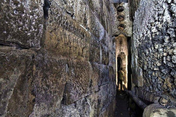 The underground Castelli Romani