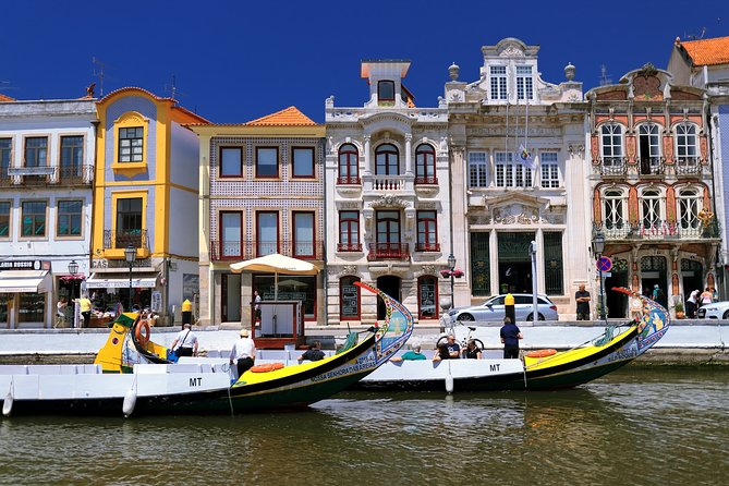 Coimbra and Aveiro Private Tour with University Visit and Boat Tour