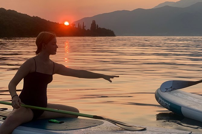 SUP.MONTE Stand Up Paddle Tour in Montenegro