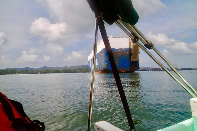 The Panama Canal: Kingfisher Experience Tour