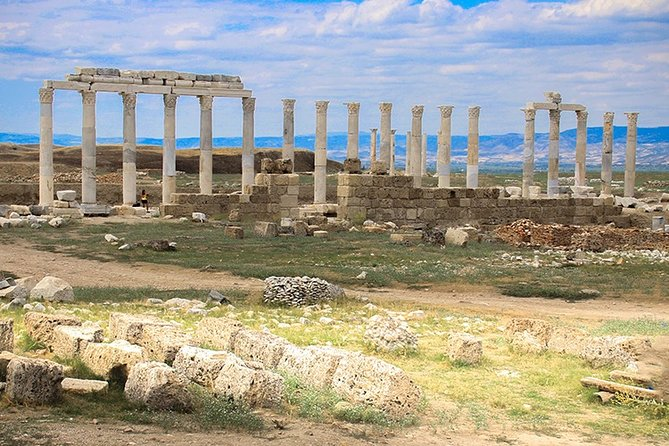Full-Day Pamukkale and Hierapolis Private Tour with Lunch