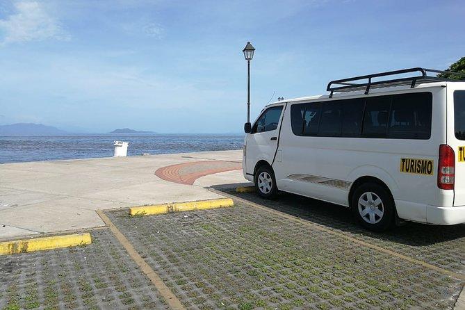 Transfer from Puntarenas to Juan Santamaría Airport