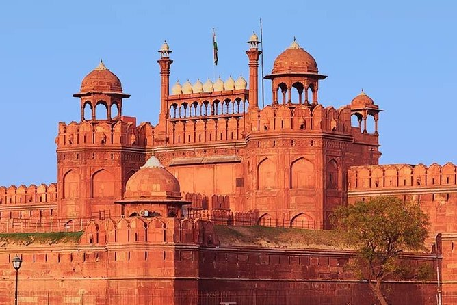 Golden Triangle Tour with Personal car & Driver 4 Nights - 5 Days Tour