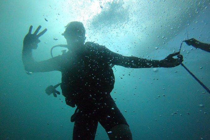 Scuba Diving in Mirissa