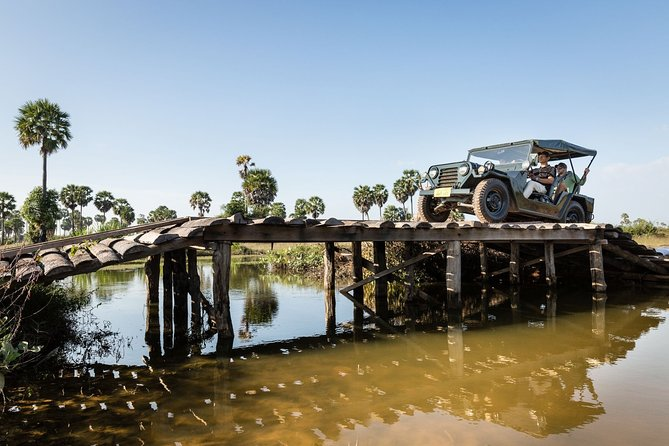 Siem Reap Countryside by JEEP Tours