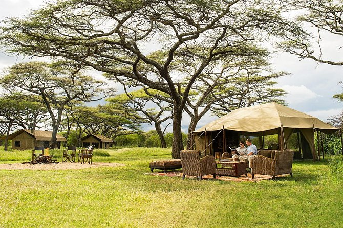 Tanzania 3-Day Private Safari with Full Board