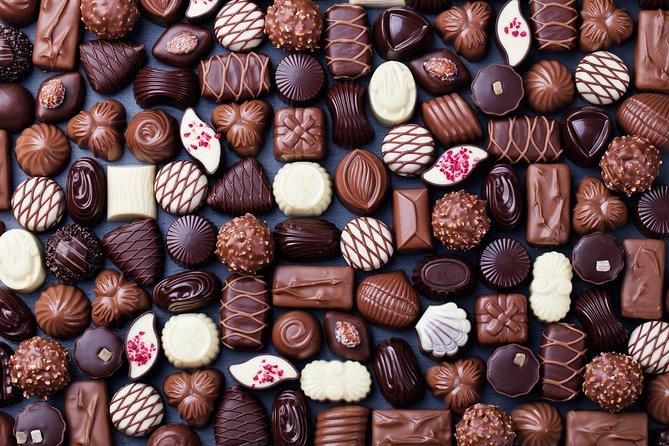 Turin chocolate tour