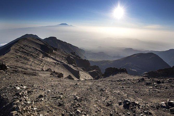 Climb Mount Meru in Tanzania - 4 Days Itinerary