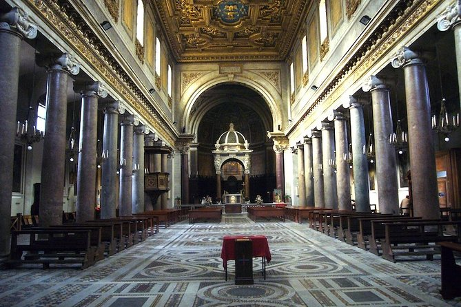 Trastevere Undergrounds Private Tour with hotel pick up and drop off