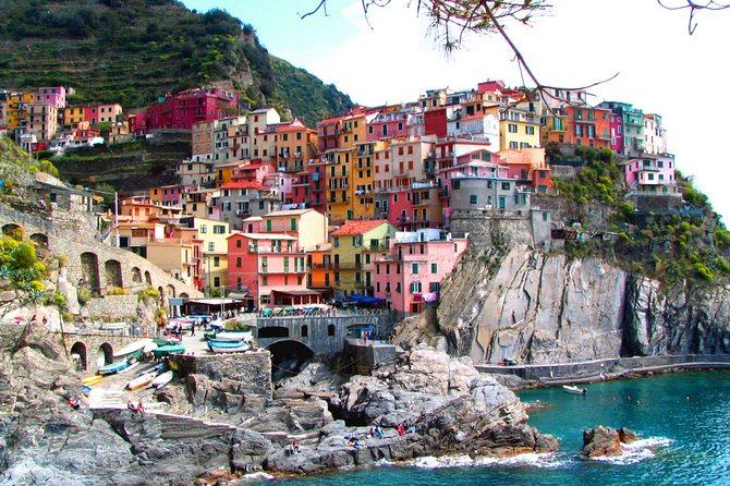 Cinque Terre with Vernazza Manarola and Corniglia Fullday from Florence photo 6
