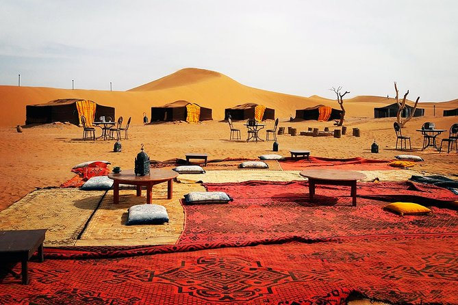 2 Days Private Desert Trip From Ouarzazate To Erg Chigaga