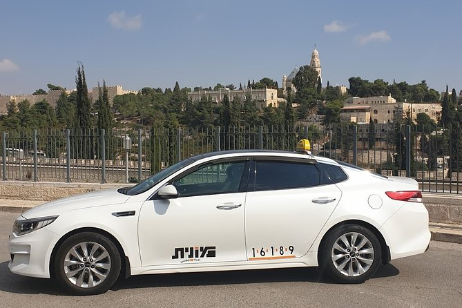 VIP Pickup from Ben-Gurion Airport to Jerusalem