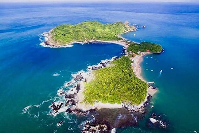 Half-Day Snorkeling Tour at Ixtapa Zihuatanejo with Lunch