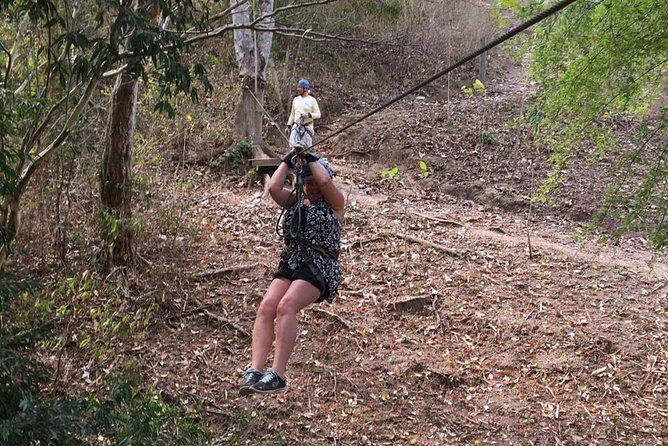 Ziplining Adventure in Ixtapa with Hotel Pickup