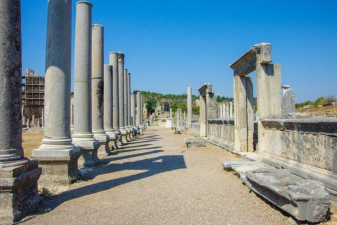 Antalya Cruise Excursion - Aspendos Theatre and Perge Ancient City Tour