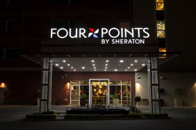 Punta Cana (PUJ) to FOUR POINTS by SHERATON HOTEL ROUND TRIP