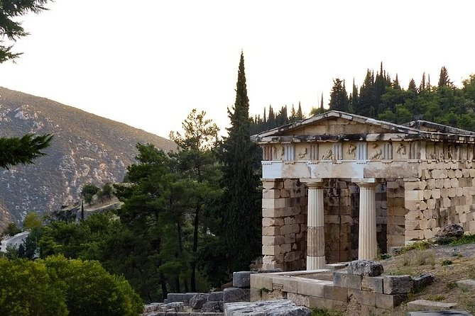 5 Days Classical Greece in Nafplion, Olympia and Delphi