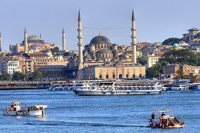 3 Day Muslim Tour Istanbul Stopover